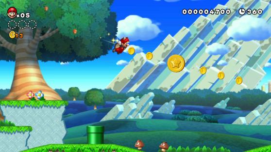 Super Mario Bros. 2 Wii U