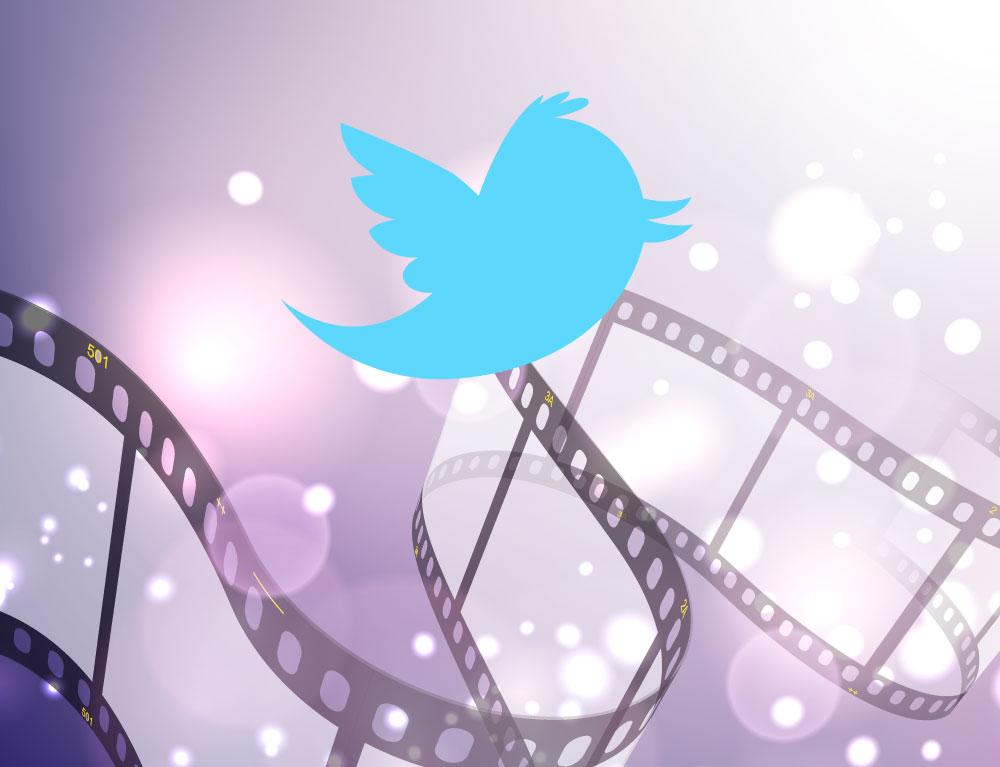 Twitter, film