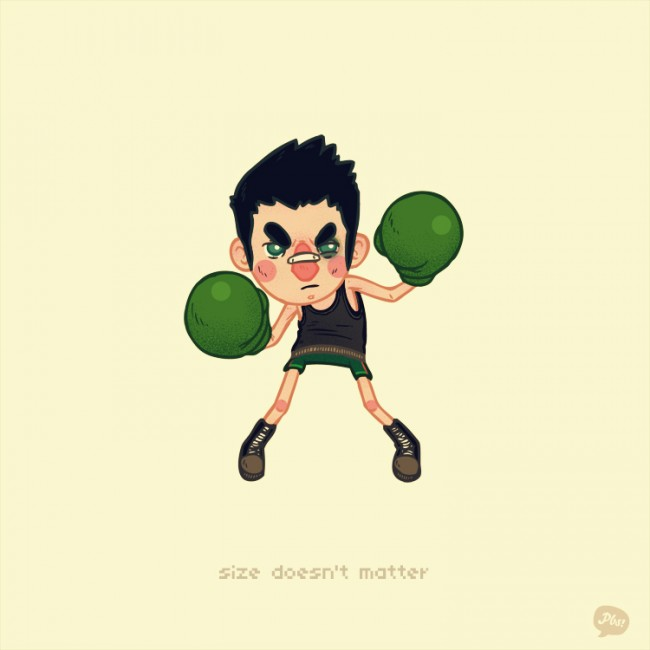 A Little Mac life lesson