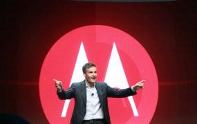 Motorola CEO Dennis Woodside