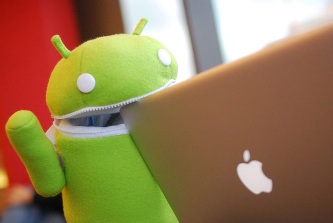 android-and-mac