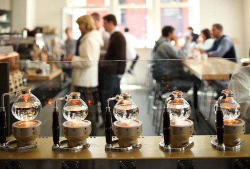 Blue Bottle Coffee has just raised $20M