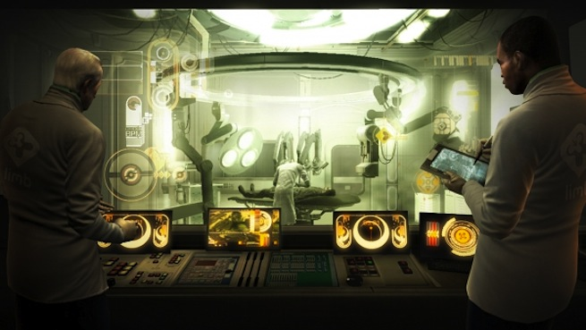Deus Ex: Human Revolution - Jensen