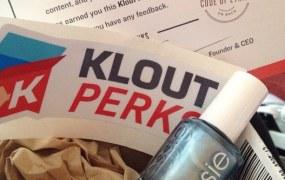 klout perk-1