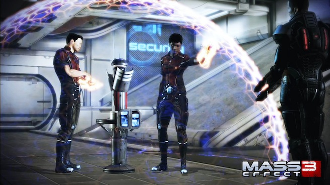 Mass Effect 3 Wii U version