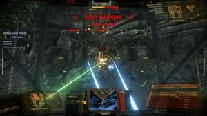 MechWarrior Online Firing Lasers