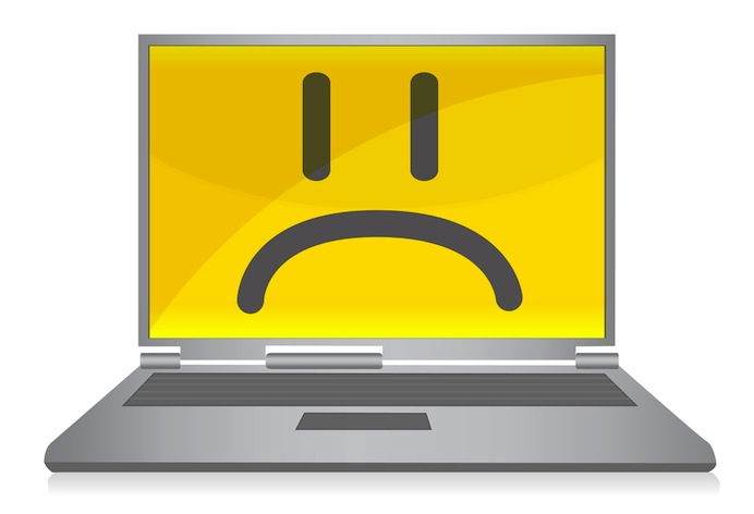 Sad PC