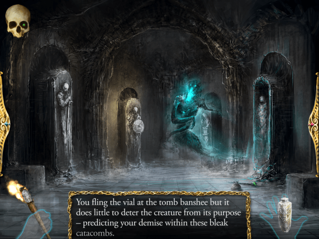 Shadowgate art