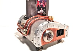 Steampunk NES