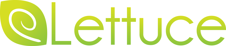 Top photo: Lettuce logo.  Courtesy Lettuce.