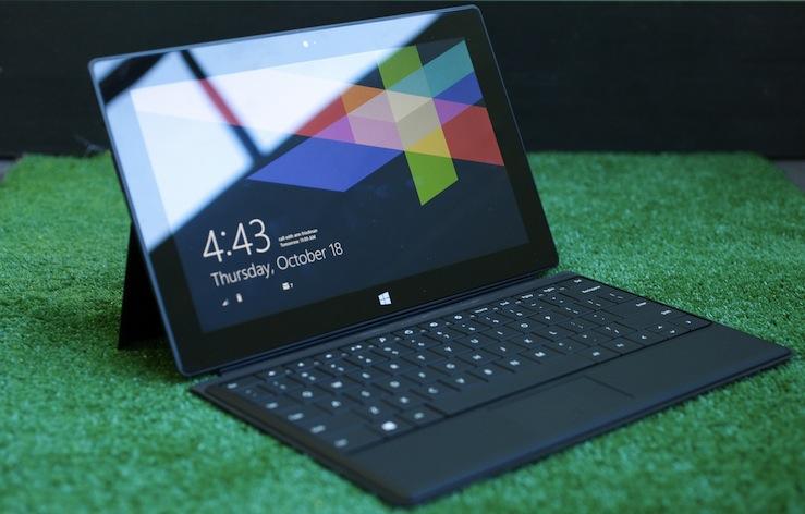 Microsoft's Surface RT