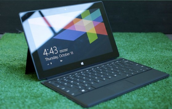 Microsoft's Surface RT