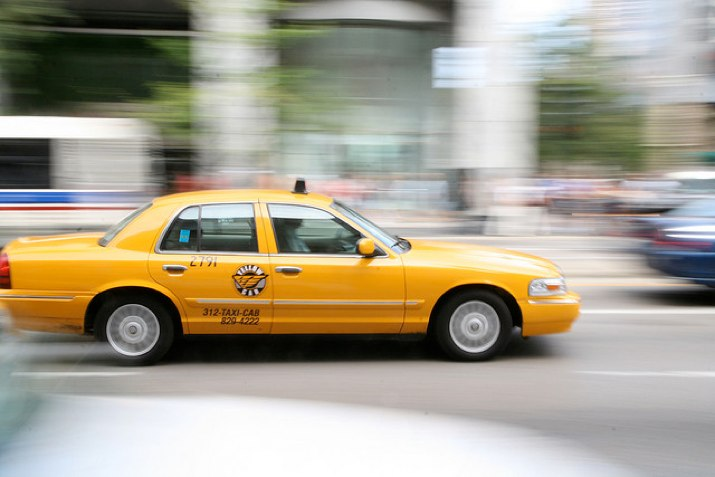 yellow cab chicago