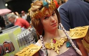 NYCC -- Zelda