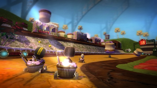 LittleBigPlanet Karting, Sugar Rush