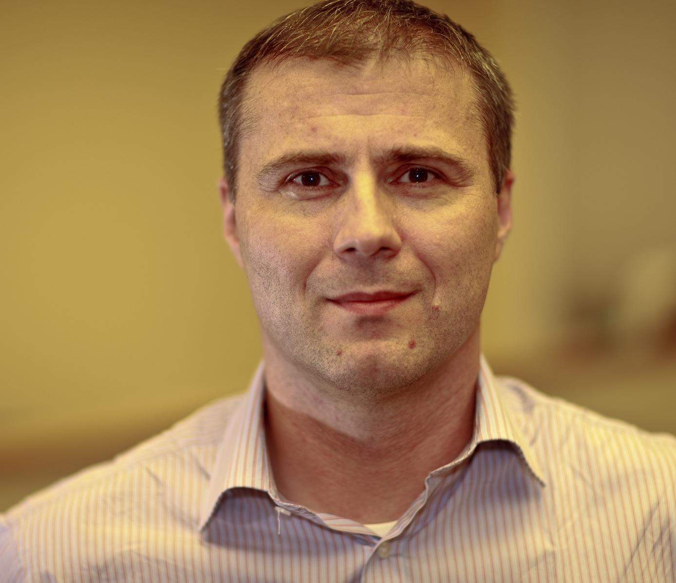 GoodData chief executive Roman Stanek