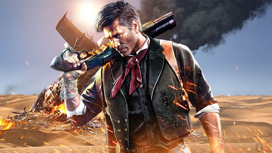 BioShock Infinite -- Uncharted