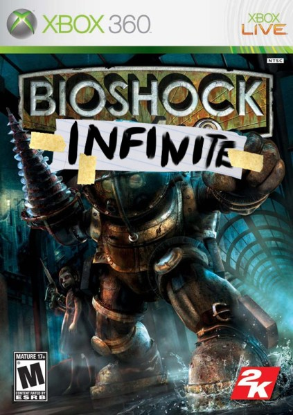 BioShock Infinite -- The cheap cover