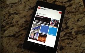 Flipboard Nexus 7