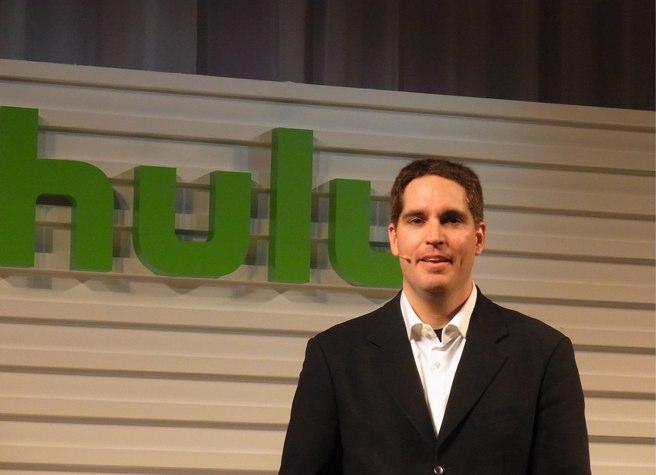 Former Hulu CEO Jason Kilar.