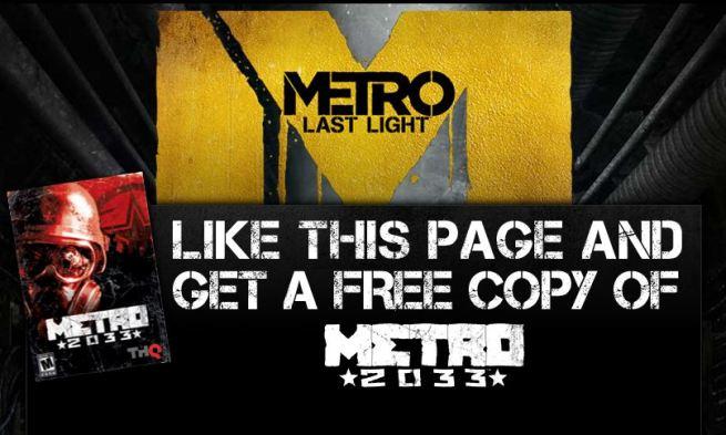 Metro Last Light THQ