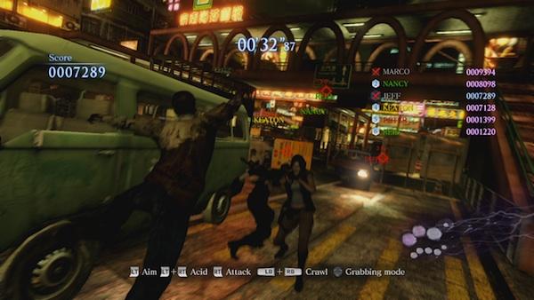 Resident Evil 6 Survivors