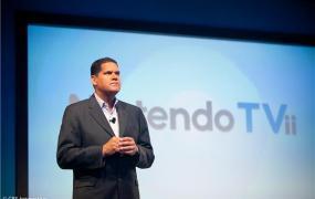 Reggie Nintendo TVii