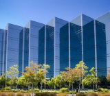 Office building in Silicon Valley