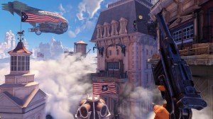 BioShock Infinite -- Columbia vista