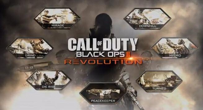 black ops revolution