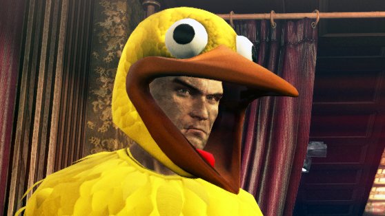 Hitman Absolution disguises