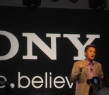 "When Sony engineers brought out the new 55-inch OLED TV, it crash and displayed a blue screen. Sony CEO Kaz Hirai said, ""Excellent,"" in his best sarcastic voice."