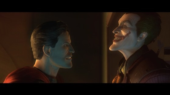 Injustice: Gods Among Us: Superman and the Joker