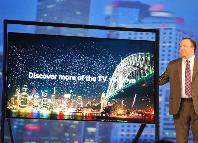Samsung's massive 85-inch 4K TV
