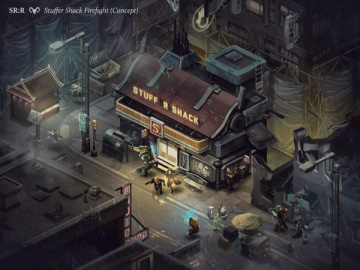 Shadowrun Returns concept