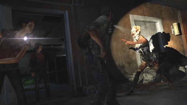 The Last of Us -- Infected ambush