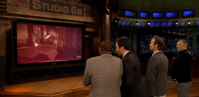 Killzone Shadows Fall Jimmy Fallon