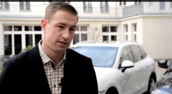 Ryan Graves, Uber executive