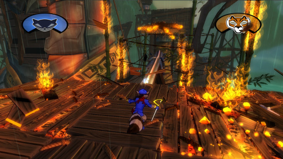 Sly Cooper: Thieves in Time - El Jefe