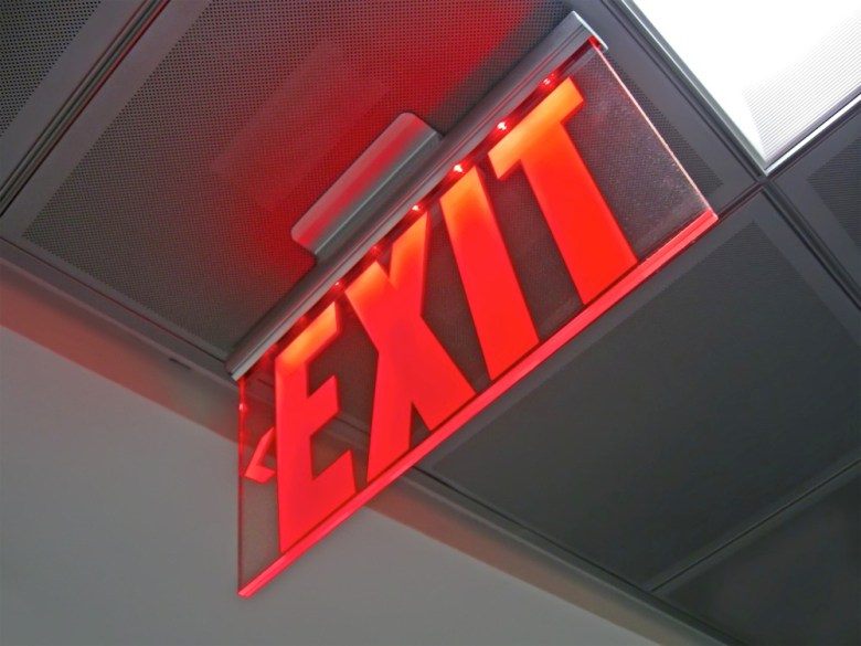 Exit Sign