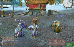 World of Warcraft in action.