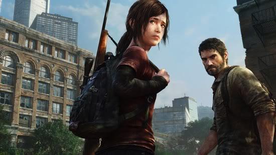 Joe, Ellie -- The Last of Us