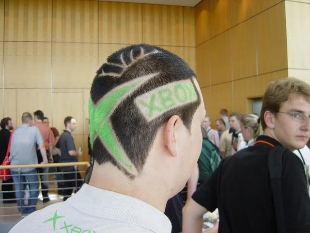 Xbox Hair