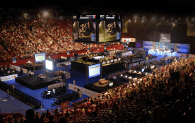 e-sports competitive gaming