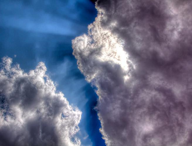 The cloud!