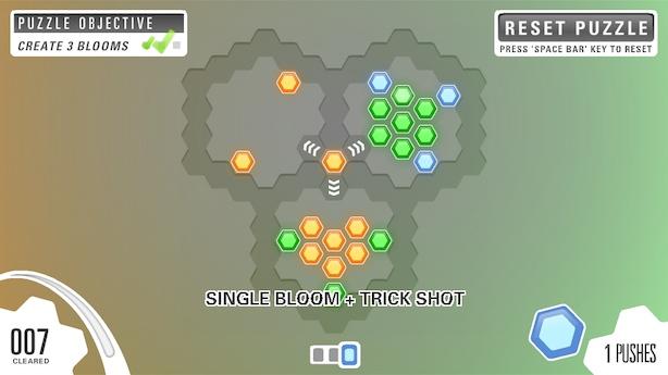 Fractal Puzzle Mode