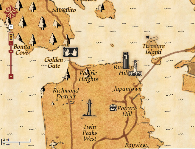 google-maps-treasure-map