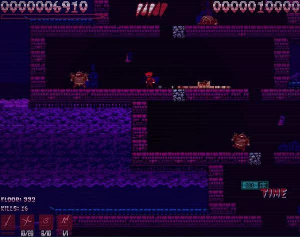 House of Dead Ninjas gameplay