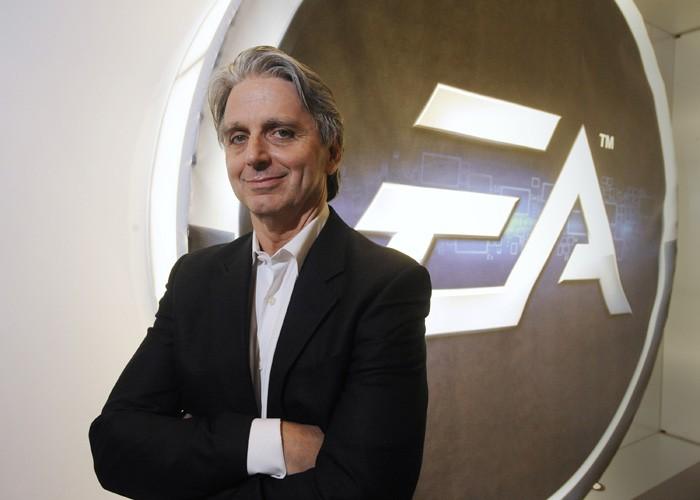 EA CEO
