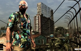 Max Payne 3 is a 35GB download.